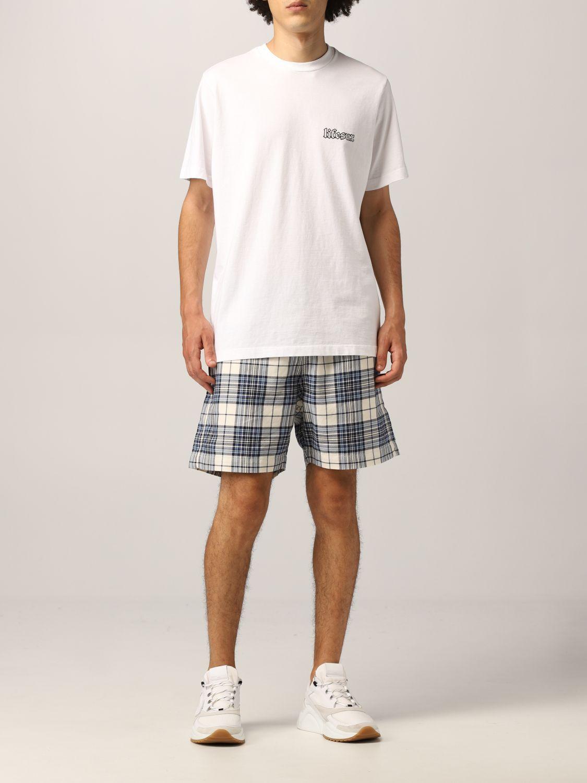 T-shirt Life Sux: T-shirt men Life Sux white 2