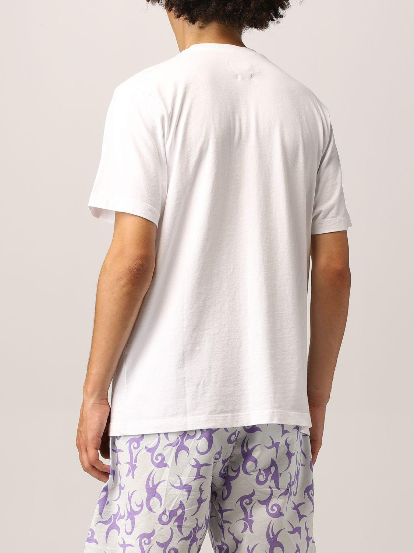 T-shirt Life Sux: T-shirt men Life Sux white 3