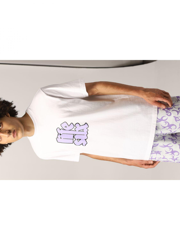 T-shirt Life Sux: T-shirt men Life Sux white 6