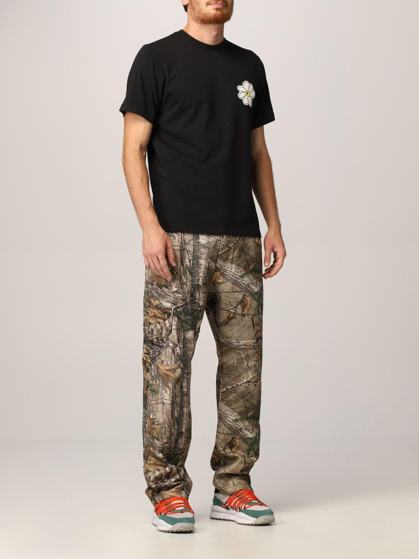T-Shirt Life Sux: T-shirt herren Life Sux schwarz 2