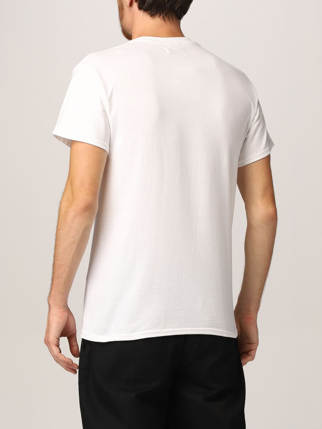 Camiseta Silted: Camiseta hombre Silted blanco 3
