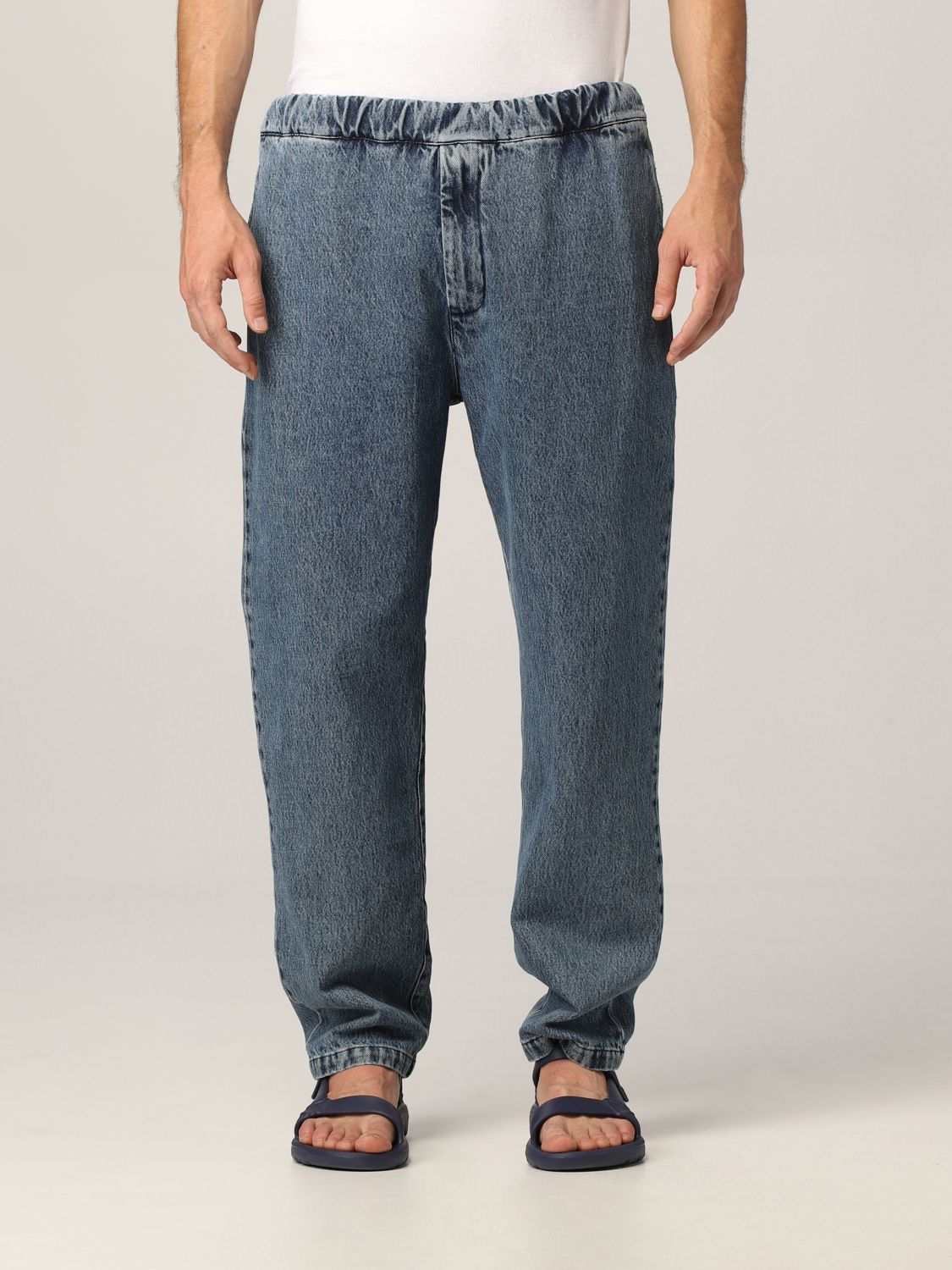 Jeans Silted: Jeans hombre Silted azul oscuro 1