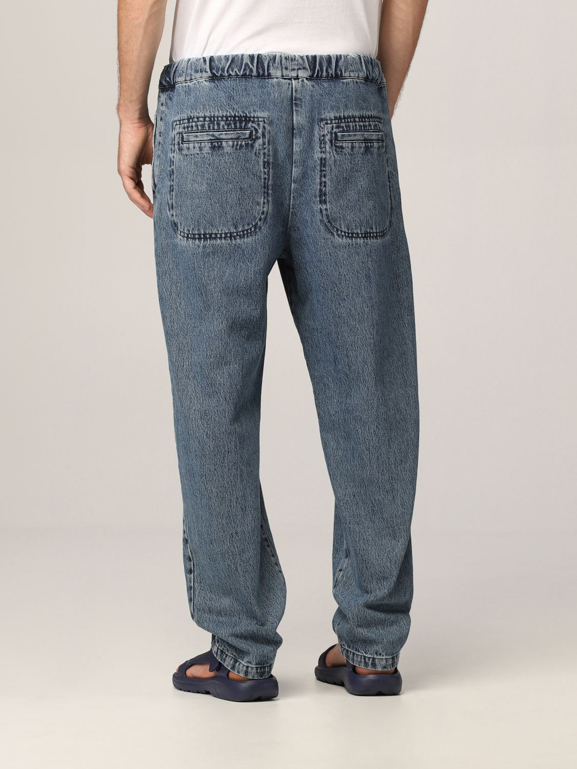 Jeans Silted: Jeans hombre Silted azul oscuro 3