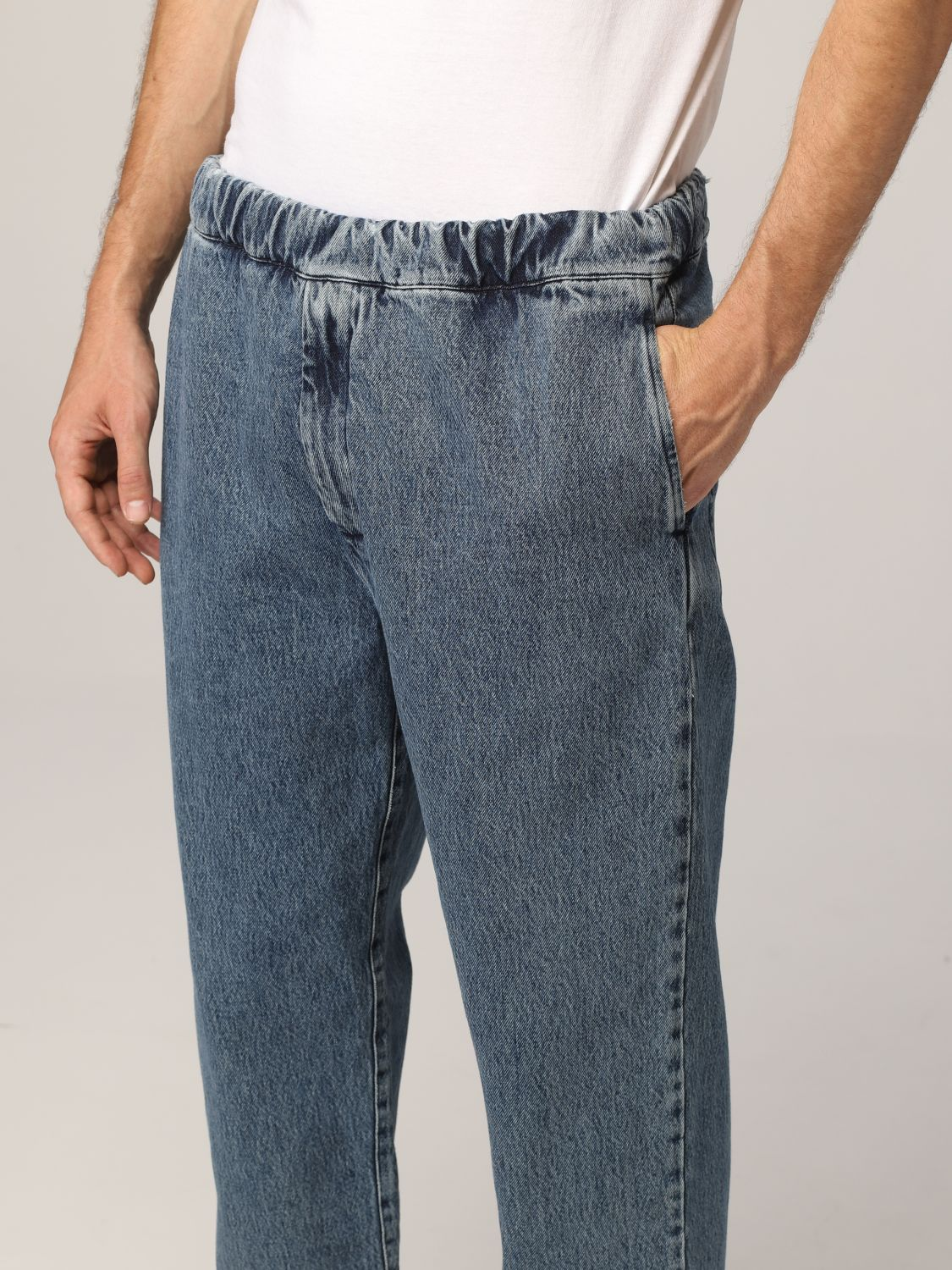Jeans Silted: Jeans hombre Silted azul oscuro 4