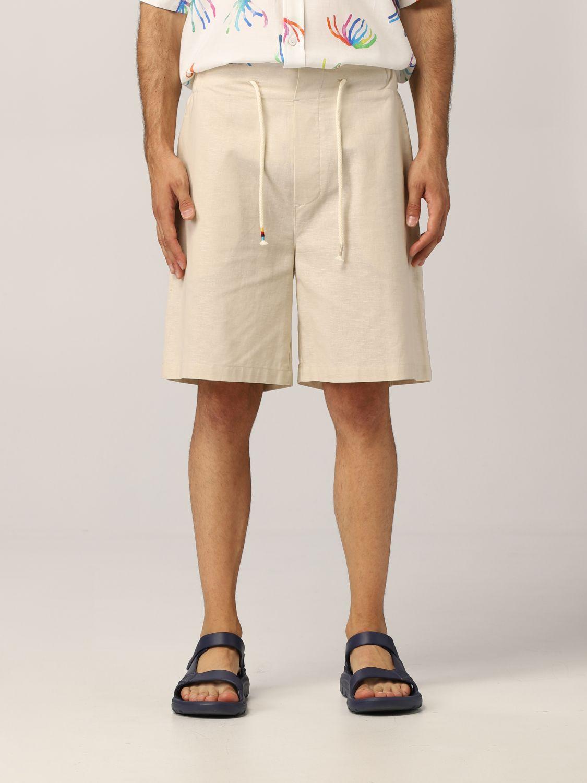 Shorts Silted: Shorts herren Silted beige 1