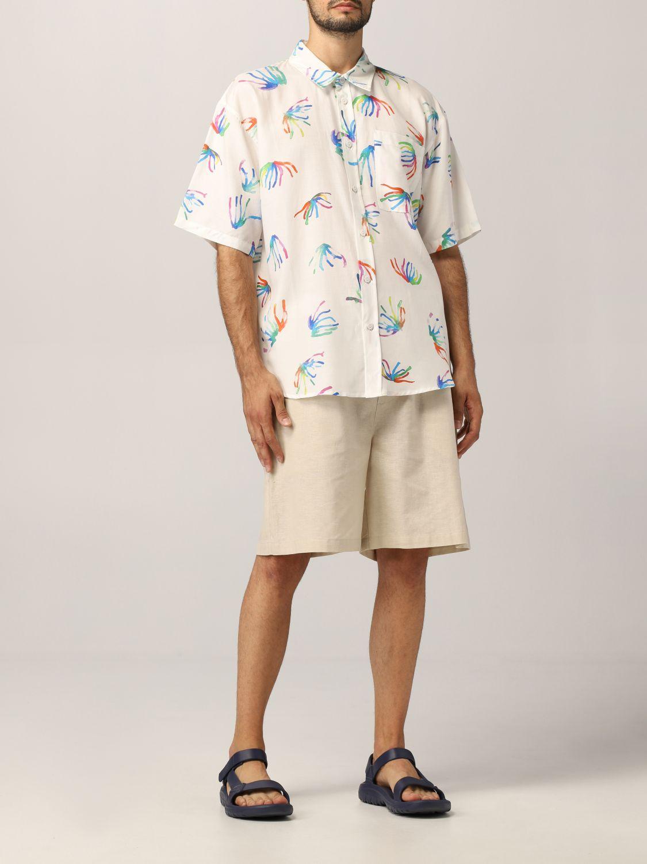 Shorts Silted: Shorts herren Silted beige 2
