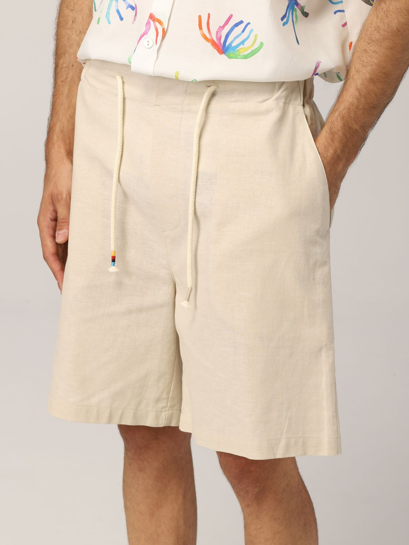 Shorts Silted: Shorts herren Silted beige 4