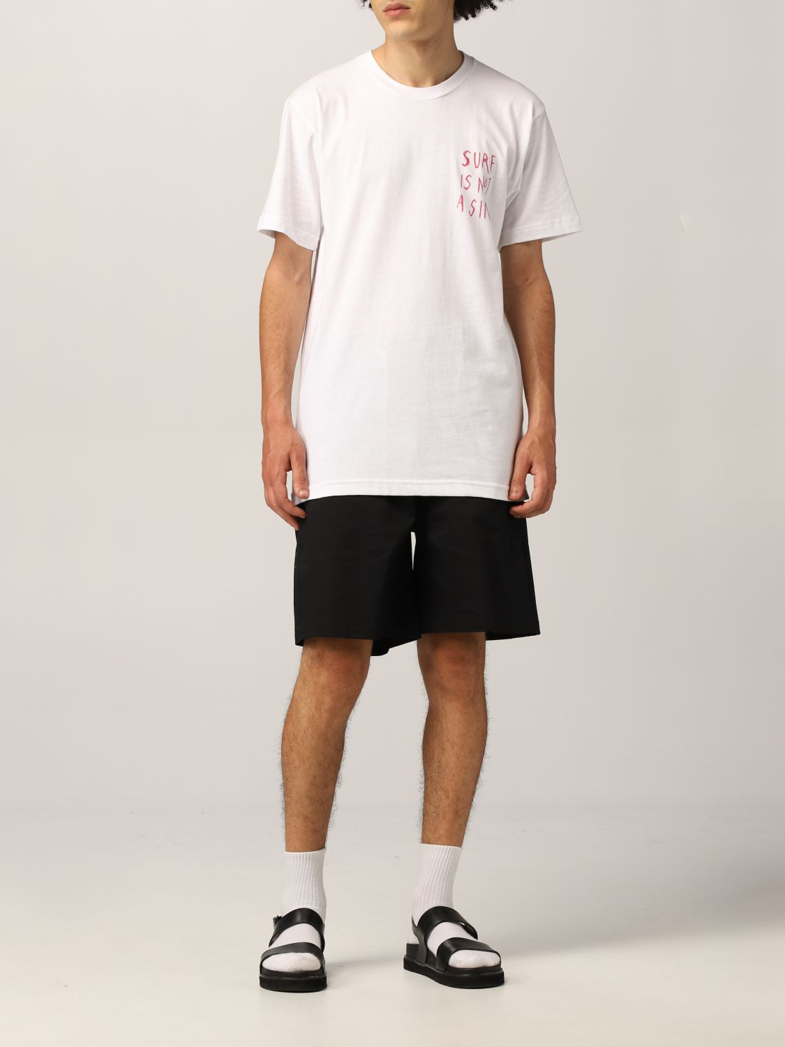 T-shirt Silted: T-shirt Silted con stampa posteriore bianco 2