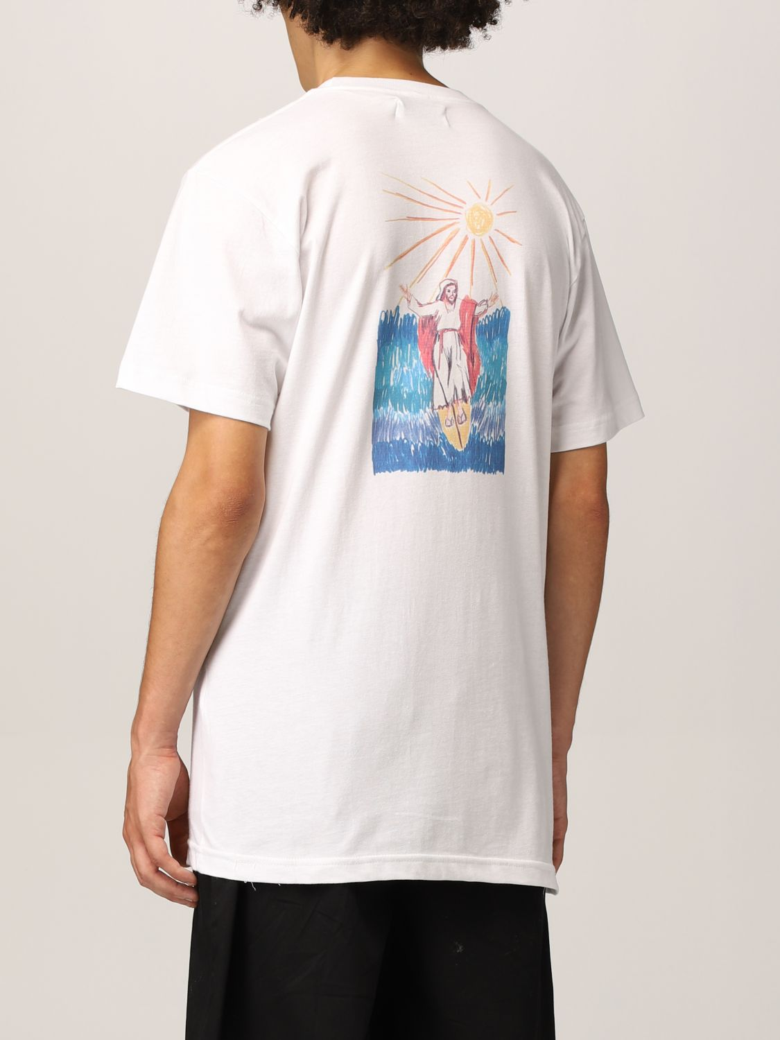 T-shirt Silted: T-shirt Silted con stampa posteriore bianco 3