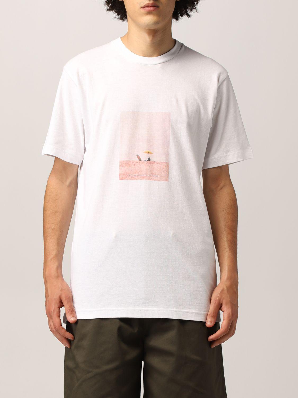 T-Shirt Silted: T-shirt herren Silted weiß 1