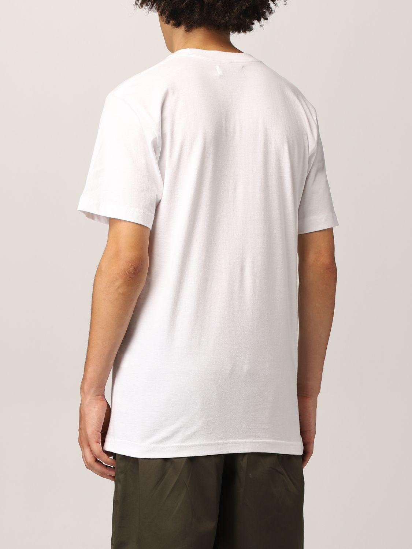 T-Shirt Silted: T-shirt herren Silted weiß 3
