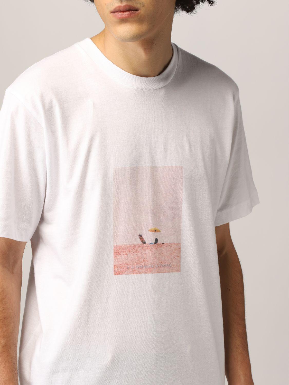 T-Shirt Silted: T-shirt herren Silted weiß 4