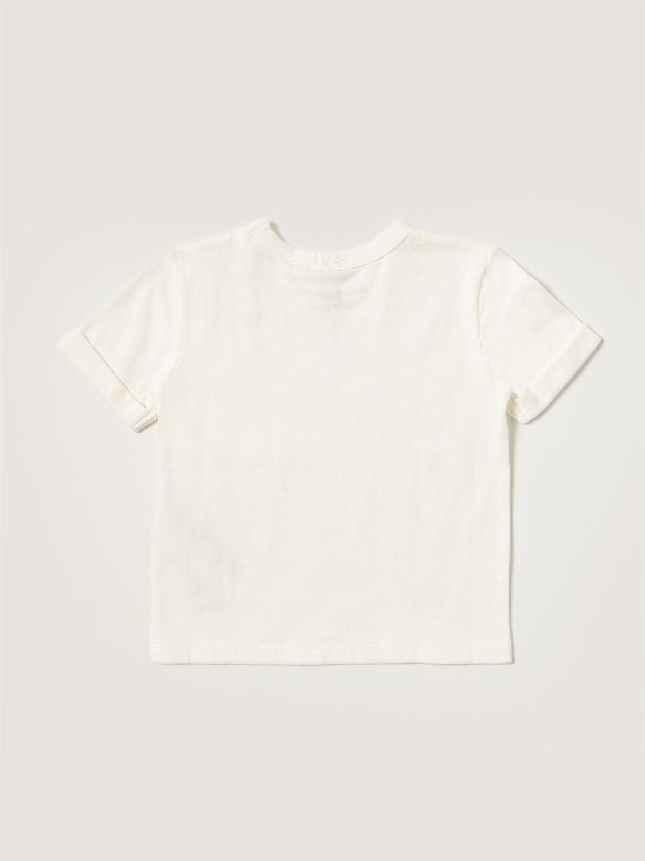 T-shirt Stella Mccartney: Stella McCartney cotton t-shirt white 2