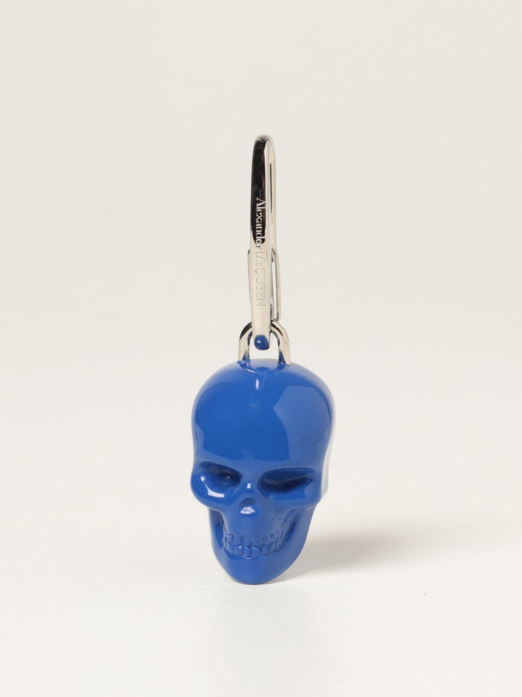 Portachiavi Alexander Mcqueen: Portachiavi Skull Alexander McQueen elettrico 1