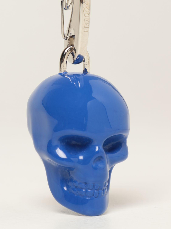 Portachiavi Alexander Mcqueen: Portachiavi Skull Alexander McQueen elettrico 2