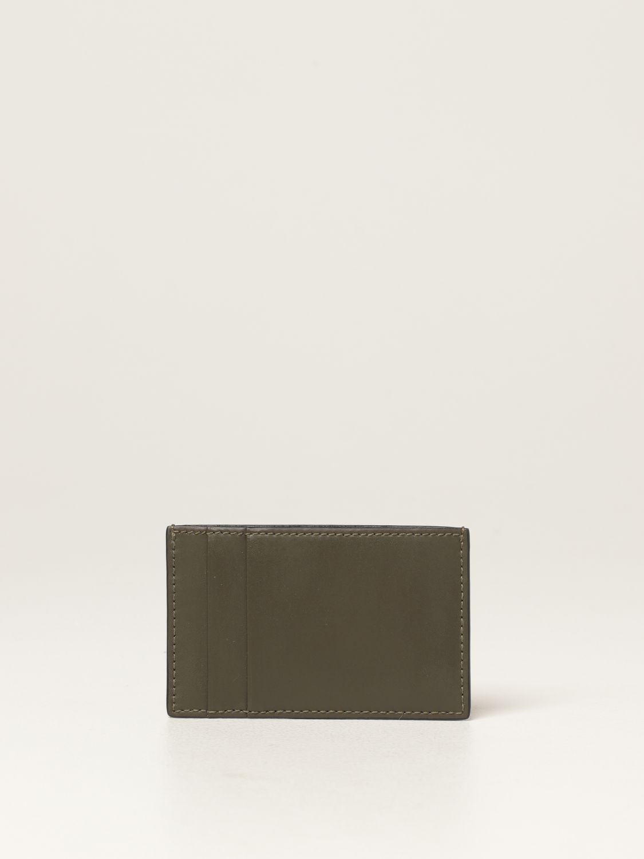 Wallet Alexander Mcqueen: Wallet men Alexander Mcqueen kaki 2