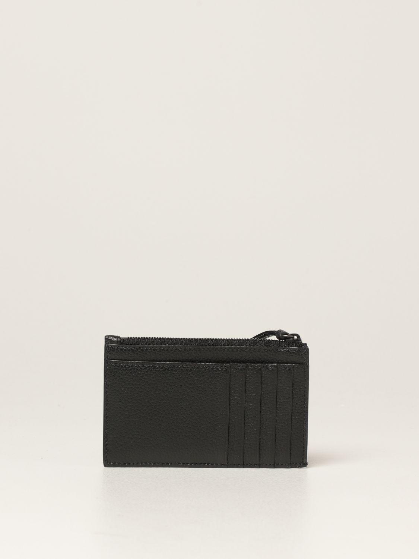 Wallet Balenciaga: Wallet men Balenciaga black 2