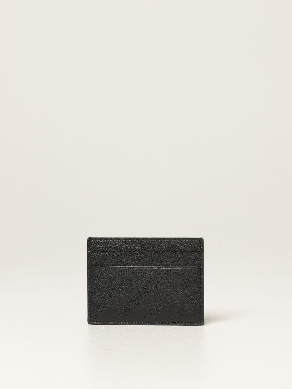 Portafoglio Balenciaga: Porta carte di credito Balenciaga in pelle nero 1
