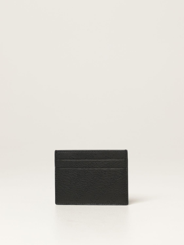 Portafoglio Balenciaga: Porta carte di credito Balenciaga in pelle nero 2