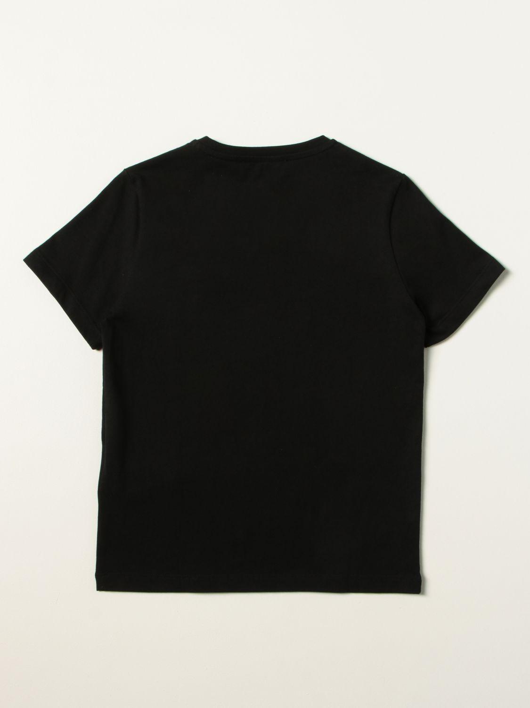 T-Shirt Young Versace: T-shirt kinder Versace Young schwarz 2