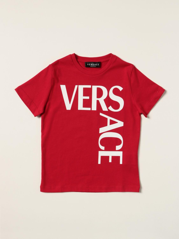 T-shirt Young Versace: T-shirt kids Versace Young red 1