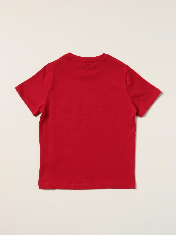 T-shirt Young Versace: T-shirt kids Versace Young red 2