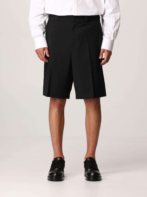 Pantaloncino Valentino: Pantaloncino Valentino in lana nero 1