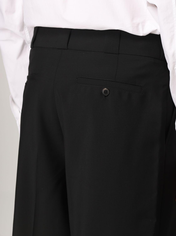 Pantaloncino Valentino: Pantaloncino Valentino in lana nero 5