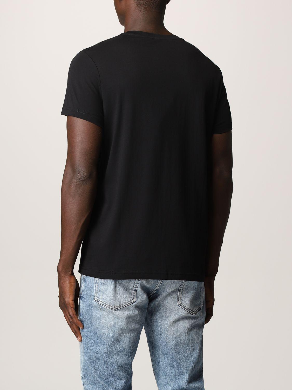 T-shirt Balmain: T-shirt uomo Balmain nero 3