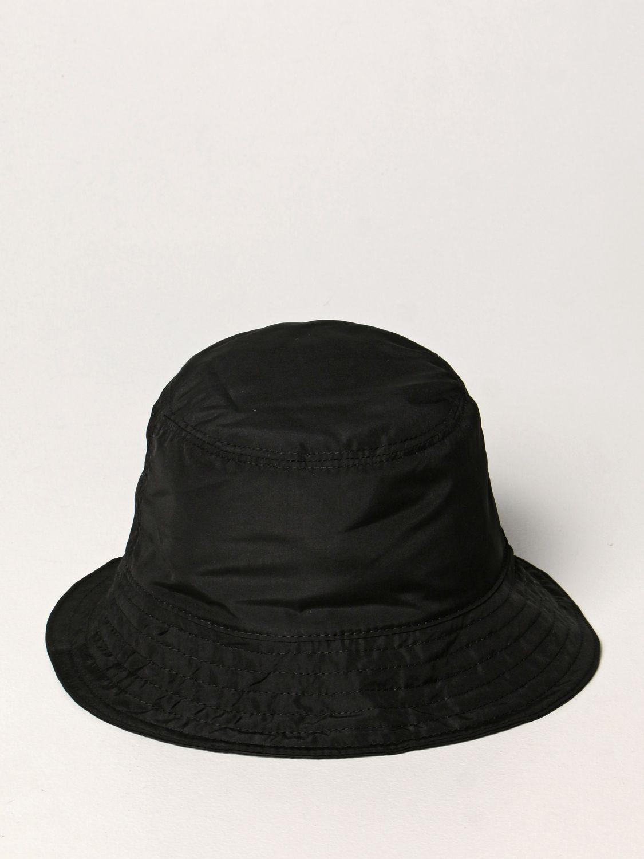 Chapeau Fendi: Chapeau enfant Fendi noir 2