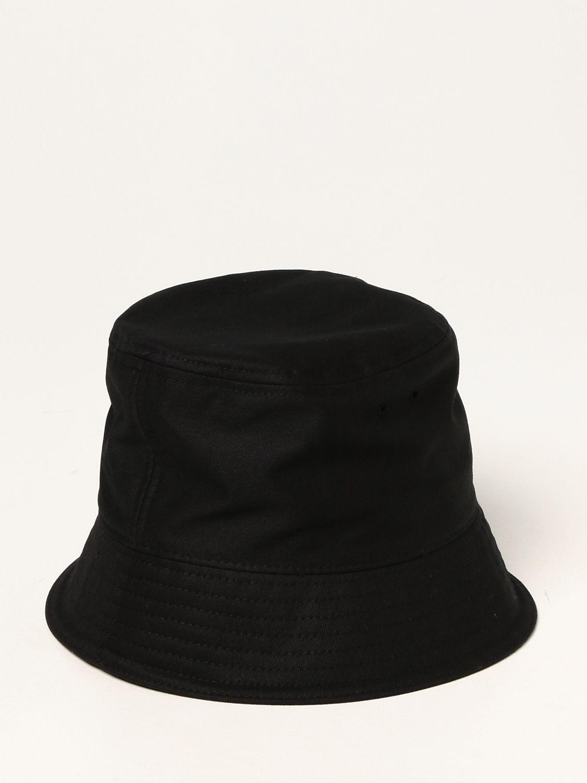 Cappello Valentino Garavani: Cappello Valentino Garavani in nylon con logo VLTN nero 2