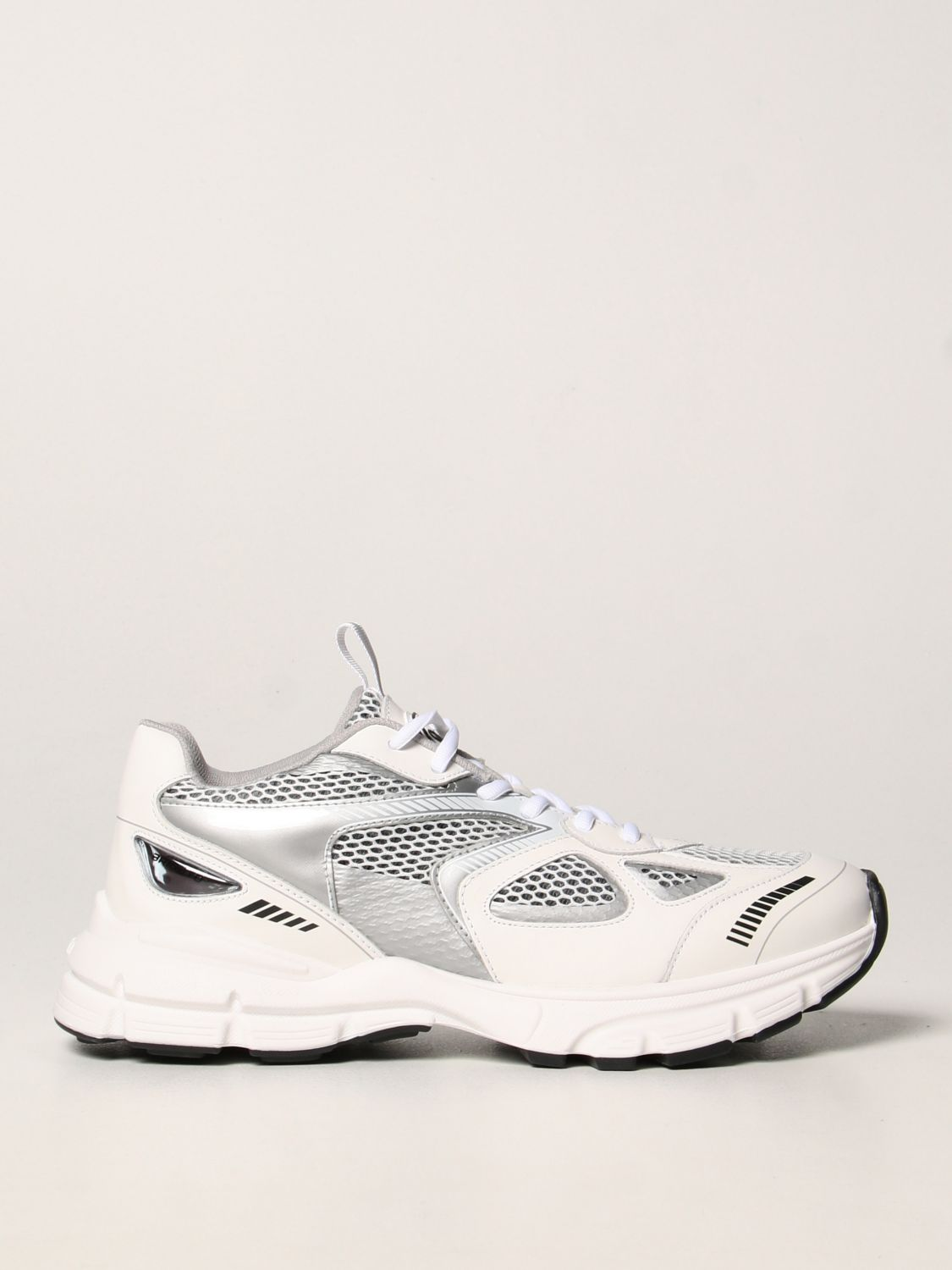 Sneakers Axel Arigato: Axel Arigato sneakers in leather and mesh white 1