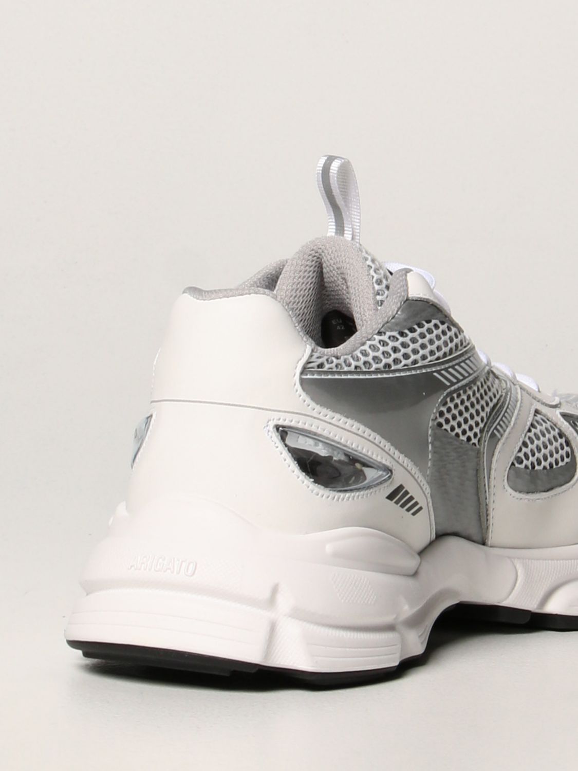 Sneakers Axel Arigato: Axel Arigato sneakers in leather and mesh white 3