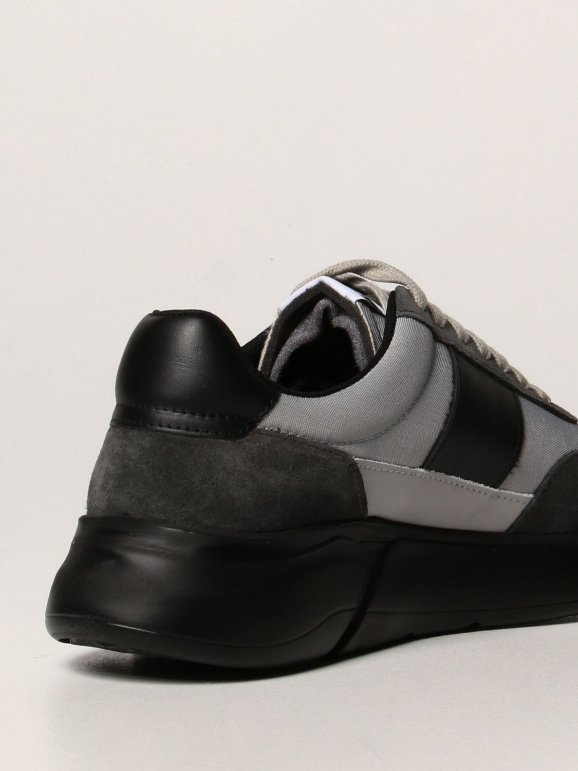 Sneakers Axel Arigato: Axel Arigato sneakers in leather, fabric and suede black 3