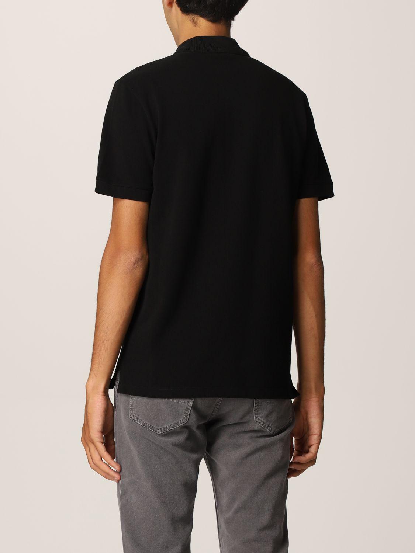 Polo shirt Alexander Mcqueen: Alexander McQueen polo shirt with skull black 3