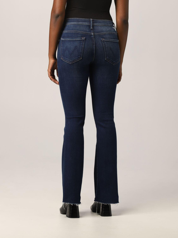 Jeans Mother: Jeans a 5 tasche Mother in denim washed denim 2