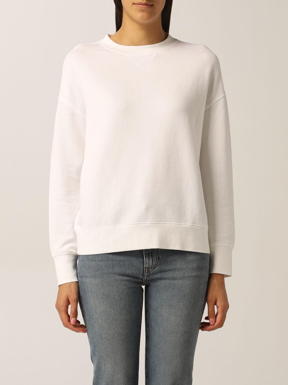Sweat-shirt Vince: Pull femme Vince blanc 1