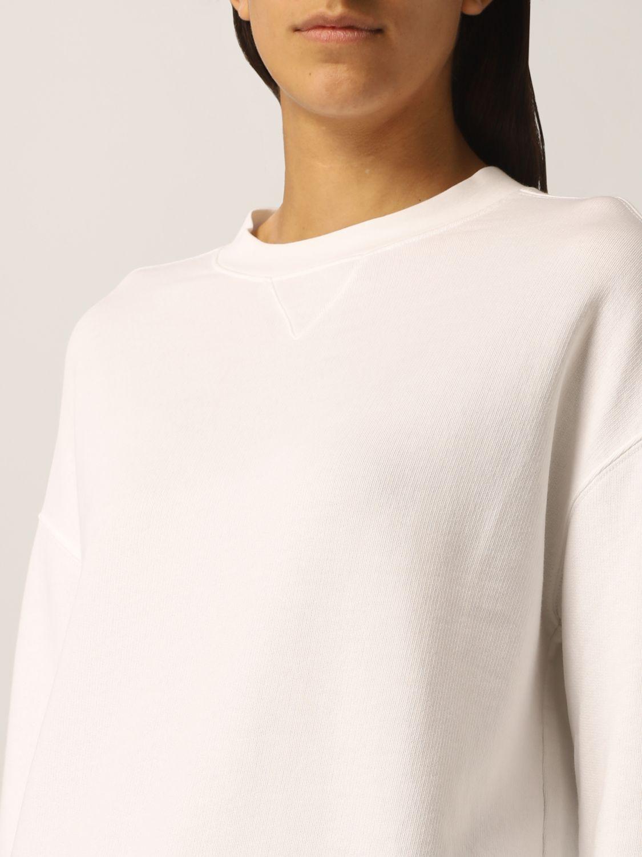 Sweat-shirt Vince: Pull femme Vince blanc 3