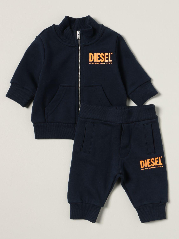 Mono Diesel: Monopieza niños Diesel azul oscuro 1