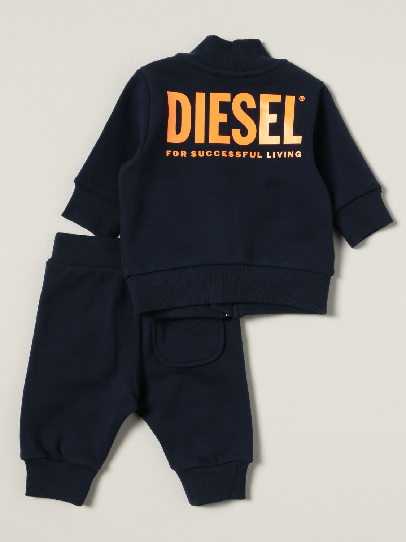 Mono Diesel: Monopieza niños Diesel azul oscuro 2