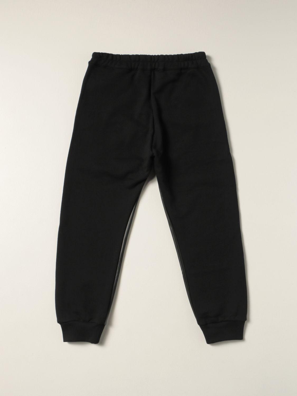 Trousers N° 21: Trousers kids N° 21 black 2