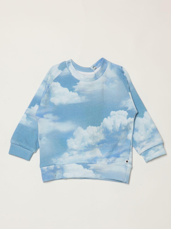 毛衣 Molo: 毛衣 儿童 Molo 浅蓝色 1