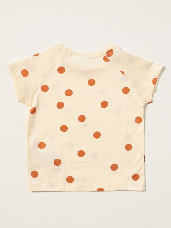 T-shirt Molo: T-shirt enfant Molo jaune crème 2