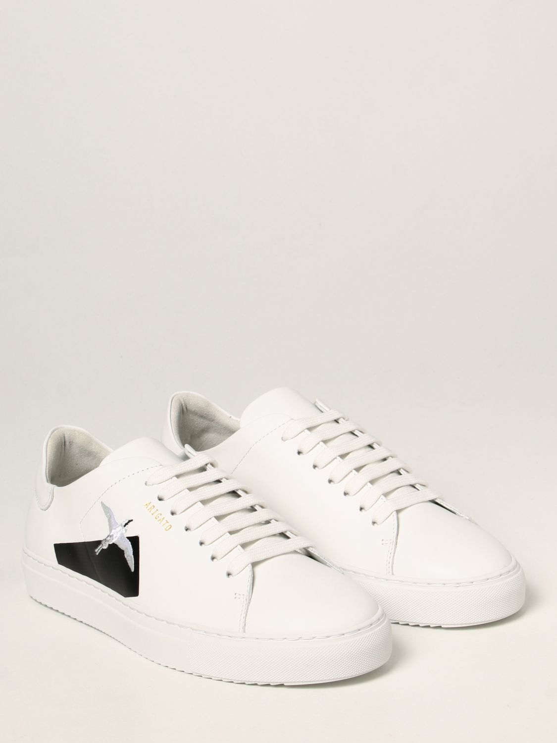 Trainers Axel Arigato: Axel Arigato sneakers in leather with logo white 2