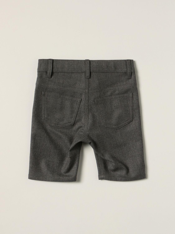 Shorts Balmain: Balmain Bermuda with 5 pockets grey 2