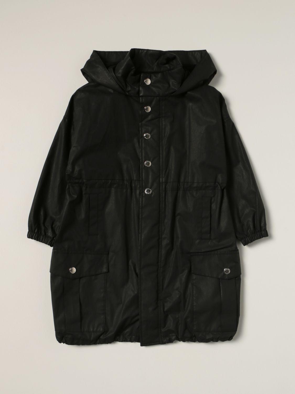 Куртка Balmain: Куртка Детское Balmain черный 1