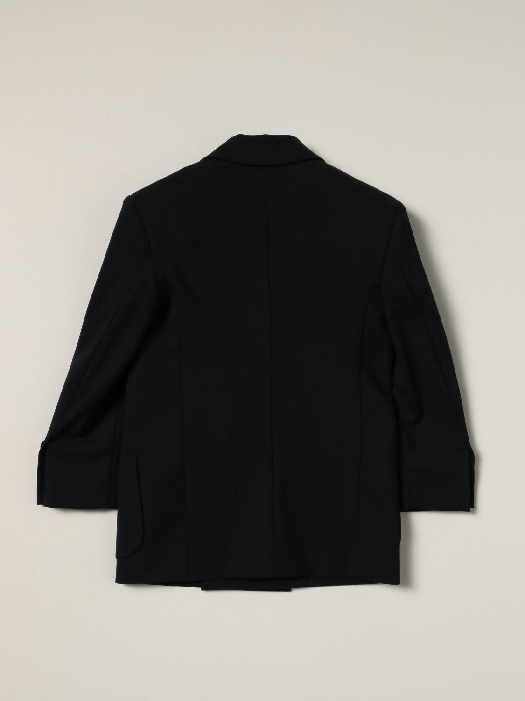 Блейзер Balmain: Куртка Детское Balmain синий 2