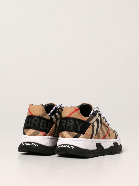 Обувь Burberry: Обувь Детское Burberry бежевый 3