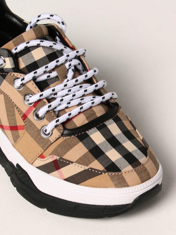 Обувь Burberry: Обувь Детское Burberry бежевый 4