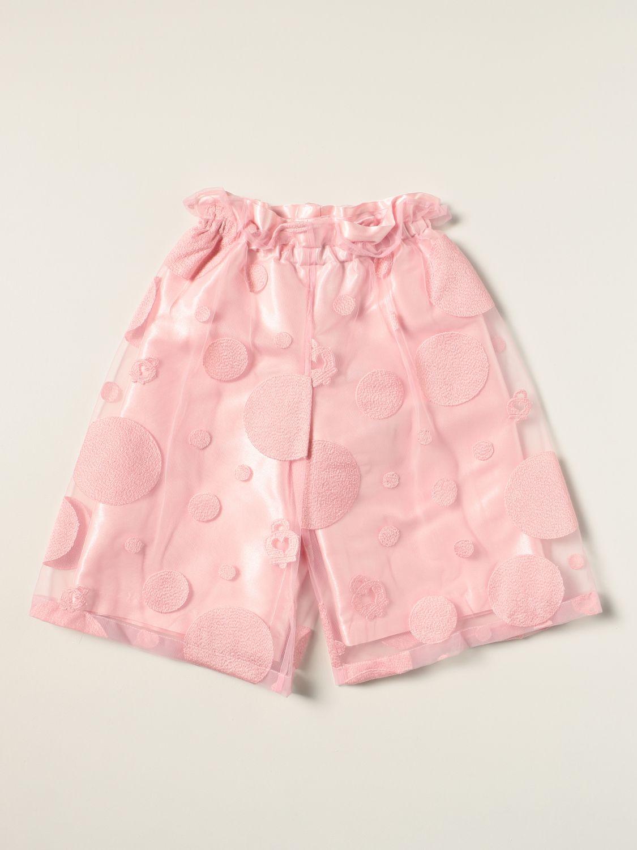 Hose Simonetta: Hose kinder Simonetta pink 1